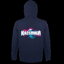 Hoodie Krosmaga (Gris ou Marine) + Booster Or