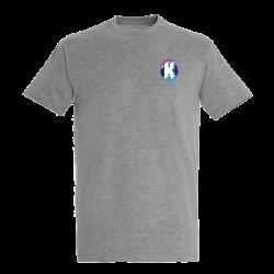 T-shirt Krosmaga (Gris ou Marine) + Booster Argent
