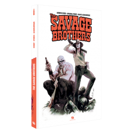 THE SAVAGE BROTHERS BD