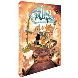 WAKFU, the Series: Shak Shaka – Complete Edition