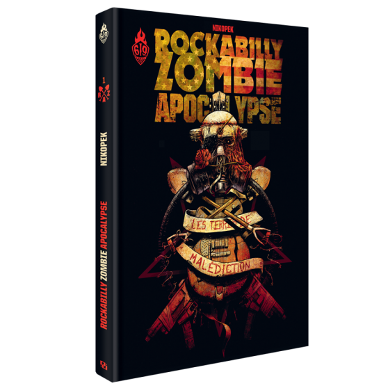 Rockabilly Zombie Apocalypse Volume 1: Les Terres de malédiction
