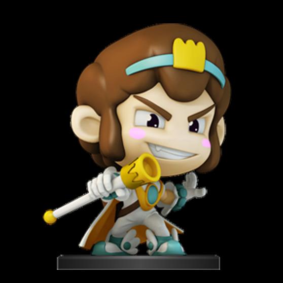 Arty - Figurine Krosmaster (Version US)