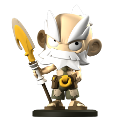 Ruel – Krosmaster Figurine (US Version)