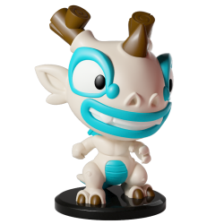Adamai – Krosmaster Figurine (US Version)