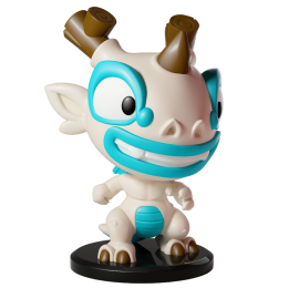 Adamaï - Figurine Krosmaster (Version US)