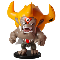Perceheart – Krosmaster Figurine (US Version)