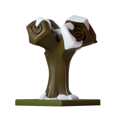 Dead Tree – Krosmaster Figurine