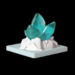 Geyser – Krosmaster Figurine
