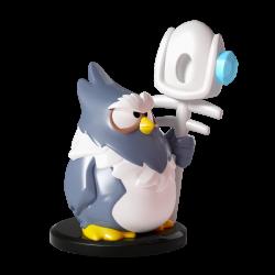 Shaman Pingwin – Krosmaster Figurine