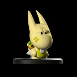 Wabbit – Krosmaster Figurine