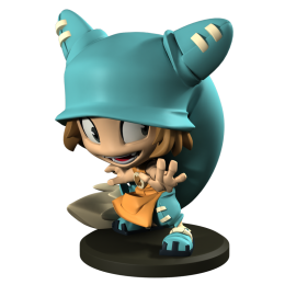 Yugo - Figurine Krosmaster (Version US)