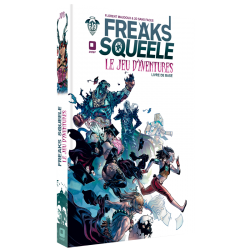 Freaks' Squeele: Le jeu d'aventures