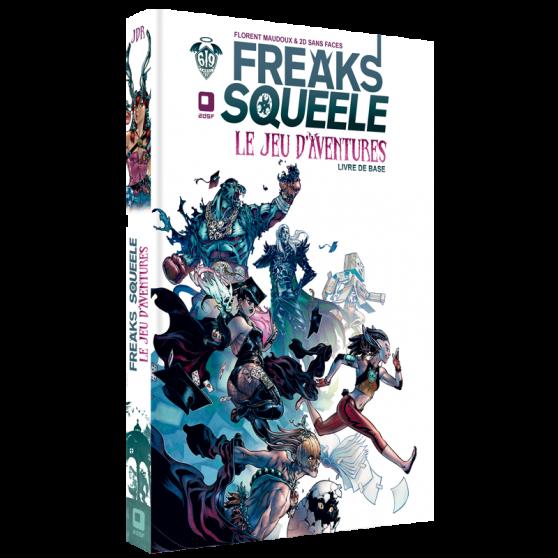 Freaks' Squeele - Le jeu d'aventure
