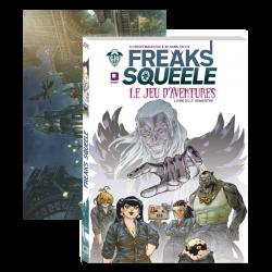 Freaks' Squeele - Le jeu d'aventure : Ecran + livret