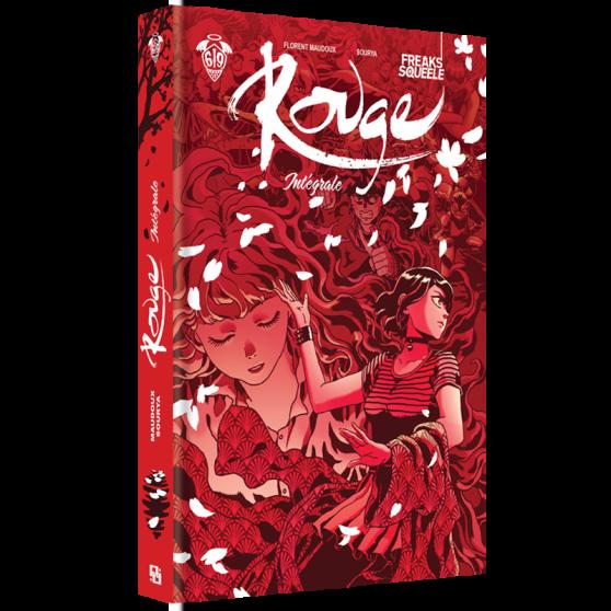 Freak's Squeele Rouge - L'intégrale