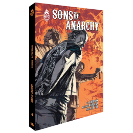SONS OF ANARCHY 4 BD