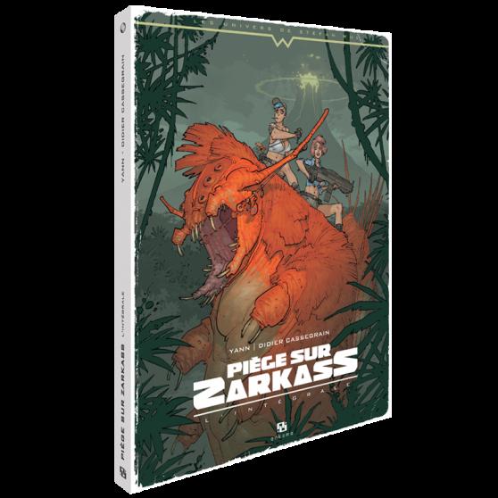 Piège sur Zarkass - L'intégrale