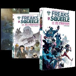 Freaks' Squeele: Le jeu d'aventures – Complete Edition