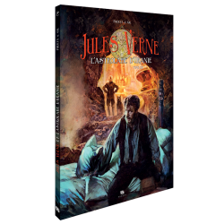Jules Verne et l'astrolabe d'Uranie Tome 2
