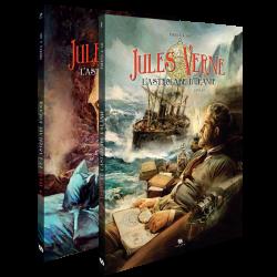 Jules Verne et l'astrolabe d'Uranie – Complete 2-Volume Edition