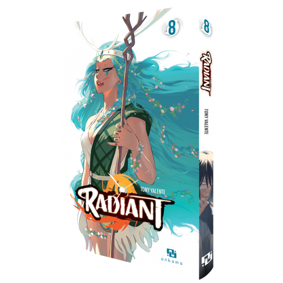 Radiant Volume 8