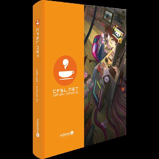 CFSL.NET Artbook Volume 2