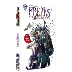 Freaks' Squeele Volume 1: Etrange Université