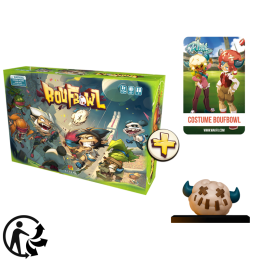 BOUFBOWL FR BOARD GAME