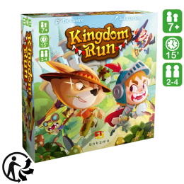 KINGDOM RUN MU BOARDGAME
