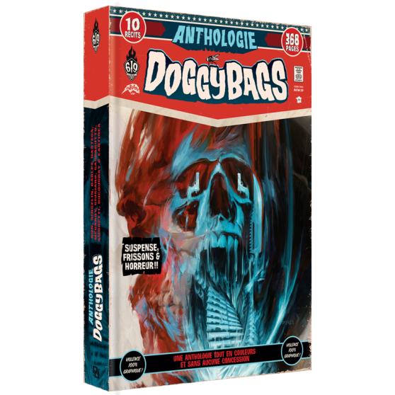 ANTHOLOGIE DOGGYBAGS BD ANTHOLOGIE