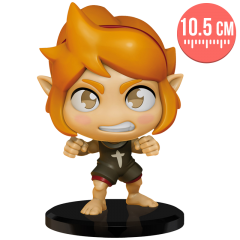 FIGURINE XL ELELY FIGURINE XL RESIN