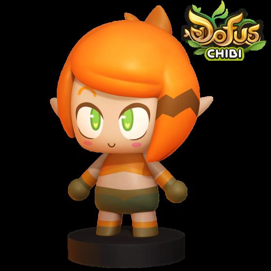 Figurine DOFUS Chibi - la Crâ