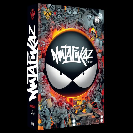 Mutafukaz - L'intégrale