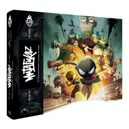 ARTBOOK MUTAFUKAZ LE FILM ARTBOOK