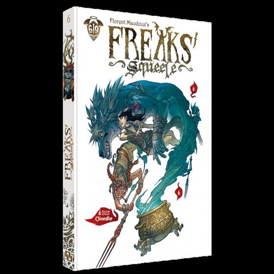 Freaks' Squeele Volume 6: Clémentine