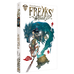 Freaks' Squeele Tome 6 : Clémentine