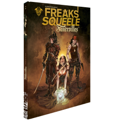 Freaks' Squeele Funérailles Tome 2