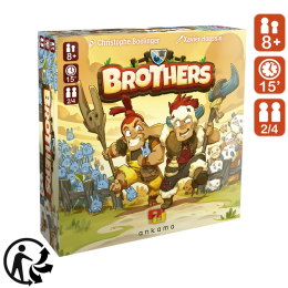 BROTHERS FR BOARDGAME