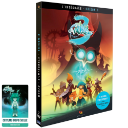 WAKFU Season 3 DVD