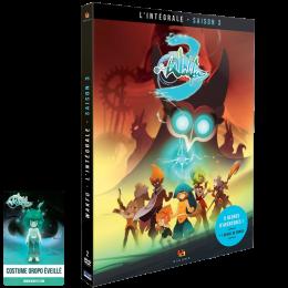 DVD WAKFU Saison 3