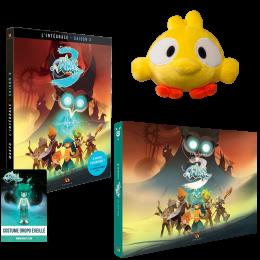 Pack DVD WAKFU Saison 3 + Artbook