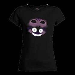 T-shirt Coqueline phosphorescent - Femme