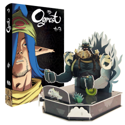 Pack Ogrest Tome 3 + paper-toy