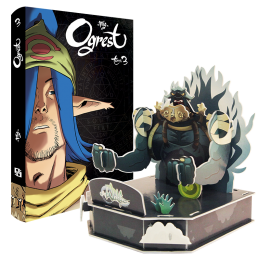 Ogrest Volume 3 + paper toy pack