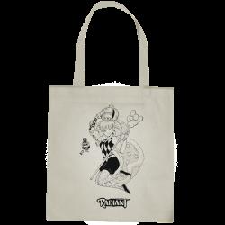 Tote-bag Radiant : Mélie