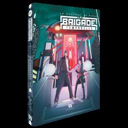 Le Visiteur du futur : La Brigade temporelle - Volume 3