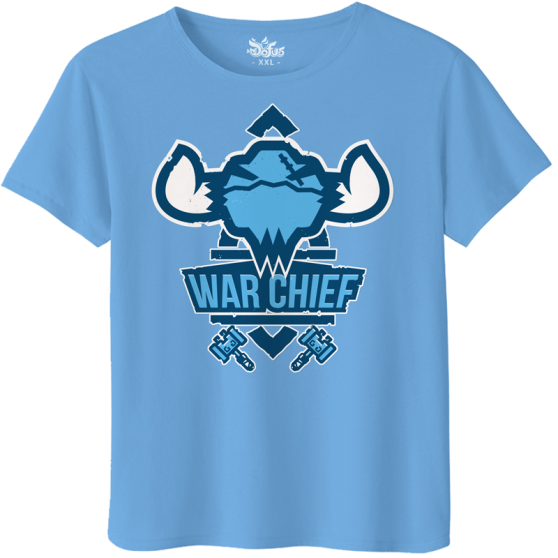 DOFUS T-Shirt – War Chief