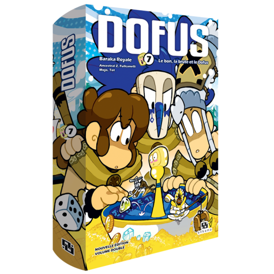 DOFUS Double Edition Volume 7