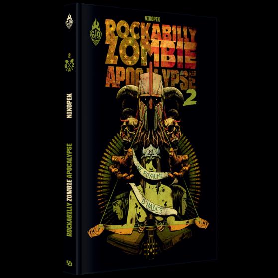 Rockabilly Zombie Apocalypse Volume 2: Le Royaume d'Hadès
