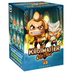 Blindbox Krosmaster Arena - « La Fratrie des Oubliés »